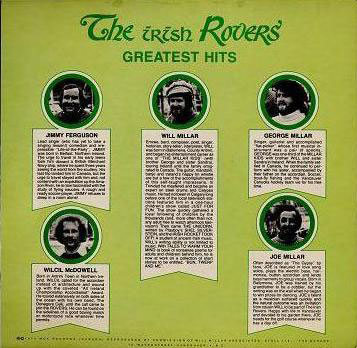 The Irish Rovers -  Upon A Shamrock Shore Songs Of Ireland And The Irish